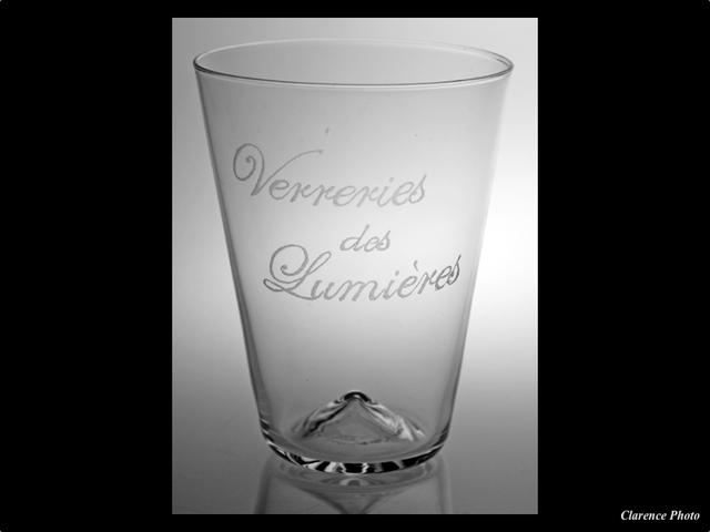 Gravures sur lucile verreries des lumi res createur artisan verrier paris - Verreries des lumieres ...
