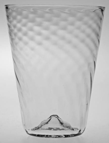 Gobelet lucile c tes spiralo des verreries des lumi res createur artisa - Verreries des lumieres ...